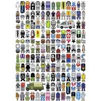 Heye 29481 Peecol - 150 Parça Mini Puzzle
