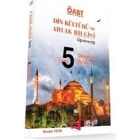 Yargı Yayınevi Öabt Din Kültürü Ve Ahlak Bilgisi Öğretmenliği Çözümlü 5 Deneme Sınavı