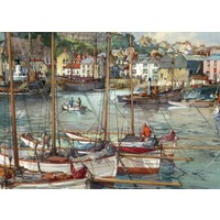 Falcon Ilfracombe Harbour, 1000 Parça Puzzle