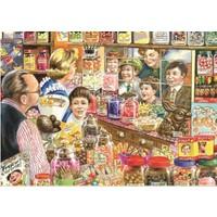 Falcon The Little Sweet Shop, 1000 Parça Puzzle