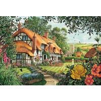 Falcon The Thatcher'S Cottage, 1500 Parça Puzzle