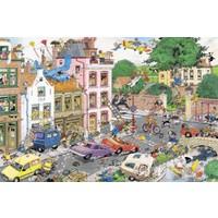 Jumbo Friday The 13Th, 1500 Parça Puzzle