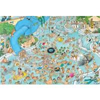 Jumbo Whacky Water World!, 1500 Parça Puzzle
