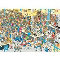 Jumbo Queued Up, 2000 Parça Puzzle