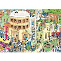 Jumbo The Escape, 2000 Parça Puzzle