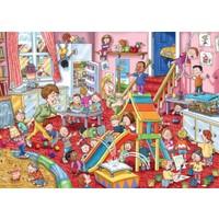 Jumbo Childcare, 1000 Parça Puzzle