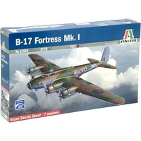 Italeri B-17 Fortress Mk.I (1/72 Ölçek)