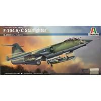Italeri F-104 A/C Starfighter (1/32 Ölçek)