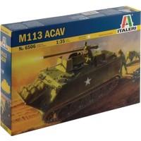 Italeri M113 Acav With 106 mm Recoilless Gun (1/35 Ölçek)