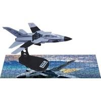 Italeri Tornado Black+Puzzle+Cards (1:100 Ölçek)