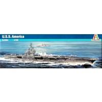 Italeri U.S.S America Cv-66 (1/720 Ölçek)