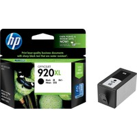 HP 920XL CD975A Yüksek Kapasite Siyah Orjinal Kartuşu , HP Officejet 6000 / 6500 / 6500A / 7000 / 7500 / 7500A Yüksek Kapasite Siyah Orjinal Kartuşu