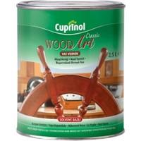 Marshall Cuprinol Wood Art Classic Yat Ahşap Vernik 2.5 L