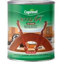 Marshall Cuprinol Wood Art Yat Ahşap Vernik 0.75 L