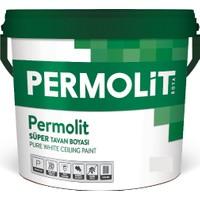 Akçalı Permolit Süper Tavan Boyası Beyaz 1 kg