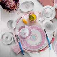 Kütahya Porselen 33 Parça 9378 Desen Kahvaltı Takımı