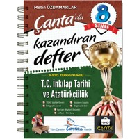 Çanta Yayınları-8.Sinif İ.Tarihi Kazandiran Defter 2017