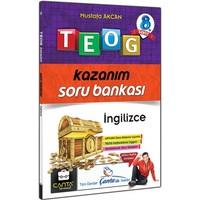 Çanta Yayınları-8.Sinif İngilizce Kazanim Soru Bankasi