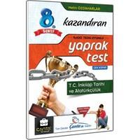 Çanta Yayınları-8.Sinif İnkilap Tarihi Yaprak Test