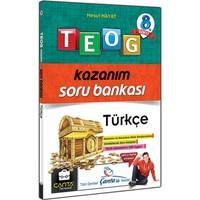 Çanta Yayınları-8.Sinif Türkçe Kazanim Soru Bankasi