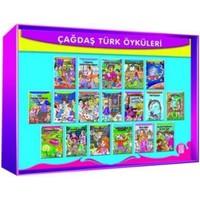 Ata Yayıncılık Çağdaş Türk Öyküleri (18'Li Set)4,5,6,7 Ve 8.Sınıf