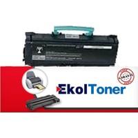Ekoltoner Lexmark X364 Muadil Siyah Laser Toner