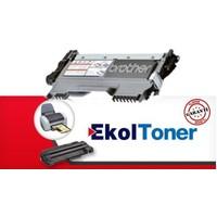 Ekoltoner Brother 7360 Muadil Siyah Laser Toner