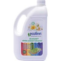 Ecolinn Ecosoft Bitkisel Çamaşır Yumuşatıcı 166 Yıkama 2.5 Lt