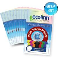 Ecolinn Renk Tutucu Mendil 10'lu Paket