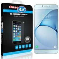 Case 4U Samsung Galaxy A8 2016 Cam Ekran Koruyucu