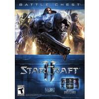 Pc Starcraft 2 New Battlechest