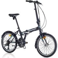 """Bianchi Folding 21 Vites 20"""" Katlanır Bisiklet"""