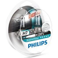 Philips H7 X-treme Vision 2'li Ampul Seti %130 Daha Fazla Işık