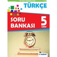 Tudem Yayınları 5.Sınıf Türkçe Soru Bankası