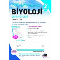 EİS Yayınları Ygs-Lys Biyoloji 2.Kitap Mf (1-28)