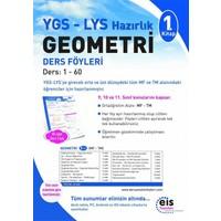 EİS Yayınları Ygs-Lys Geometri 1.Kitap Mf-Tm (1-60) - (2017)