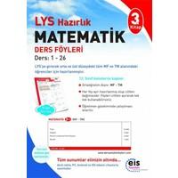 EİS Yayınları Lys Matematik 3.Kitap Mf-Tm (1-26) - (2017)