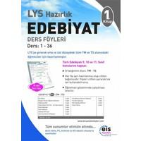 EİS Yayınları Lys Edebiyat 1.Kitap Tm-Ts (1-36) (2017)