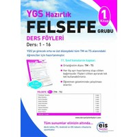 EİS Yayınları Ygs Felsefe 1.Kitap (Tm-Ts) (1-16) (2017)