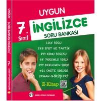 Sadık Uygun Yayınları İngilizce Soru Bankası 7. Sınıf