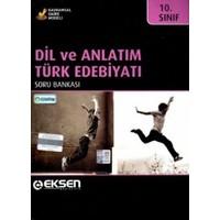 Eksen Yayınları 10. Sınıf Dil Ve Anlatım Türk Edebiyatı Soru Bankası