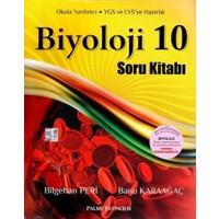 Palme Yayınları Yayınları 10. Sınıf Biyoloji Soru Bankası