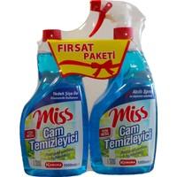 Miss Cam Temizleyici Fırsat Paketi 2x1000 ml