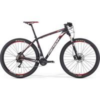 Merida Big Nine 1000 Carbon Dağ Bisikleti 29 2016 Siyah-Kırmızı 19