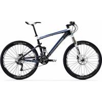 Merida Ninety Nine Xt-D Dağ Bisikleti 26 2013 Siyah-Beyaz 16