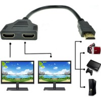 Alfais AL-4664 2 Port Hdmi Splitter Switch Çoklayıcı