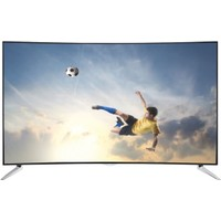"Vestel 55CA9550 55"" 139 Ekran Ultra HD 1000 Hz.Uydu Alıcılı Smart 3D [4K] KAVİSLİ LED TV"