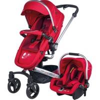 Baby 2 Go 6030 Volo Travel Sistem Bebek Arabası / Kırmızı