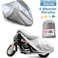 Autoen Honda PCX Miflonlu Motosiklet Brandası,Örtü