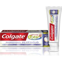 Colgate Diş Macunu Total Profesyone Diş Eti Sağlığı 75 ml